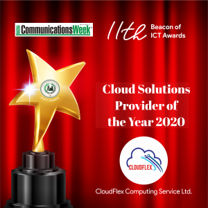Cloudflex BoICT Award