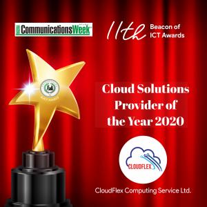 Cloudflex BoICT Award